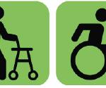 Motorik-Einschränkungen /Rollstuhl